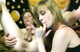 Sloppy unexperienced duo having homemade fucky-fucky