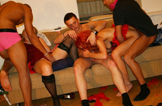 Exceptionally ultra-kinky X-mas school bang-out